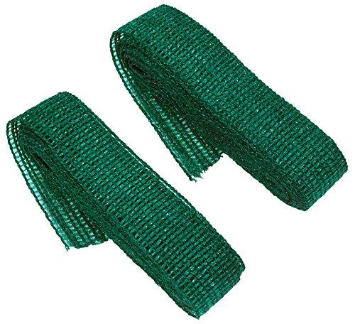 Connex Bindegarn 2 à 400 x 3 cm / Baumanbinder / Blumen-Fixierband / Pflanzenbinder / Softbinder / FLOR78730
