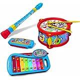 IMC 180376 Mickey Mouse Club House - Juego de instrumentos musicales de juguete