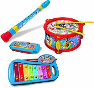 IMC - Mickey - 180376 - Instrument de Musique - Pack Musical