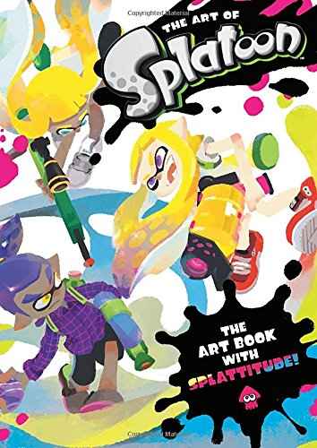 Nintendo: The Art of Splatoon