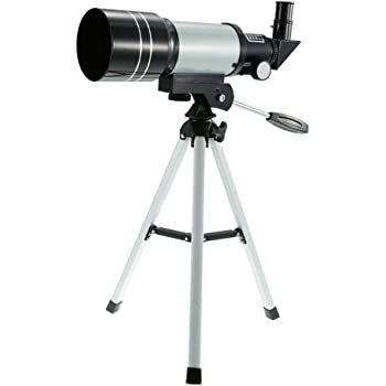 GOR F300 70M Astronomical Land and Sky Refractor Optical Glass Metal Tube Telescope