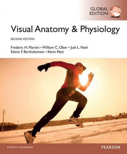 Visual Anatomy & Physiology, Global Edition by Frederic H. Martini (2014-10-02)