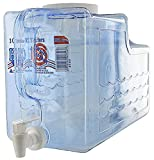 3-Gal , Beverage Dsipanser : Arrow Home Products 00756 Beverage Dispenser, 3-Gallon, Clear