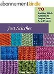 Just Stitches: 70 Knitting Stitch Pat...