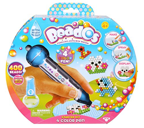 Beados 08380 - kleur Stift Spiel, Mehrfarbig (Beados Perlen)