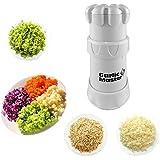 Param Garlic Chopper/slicer Garlic Master For Your Kitchen With FREE FREE Garlic Peeler