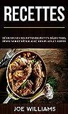 Recettes: Délicieuses recettes de petits-déjeuners, déjeuner et dîner avec des plats en fonte...