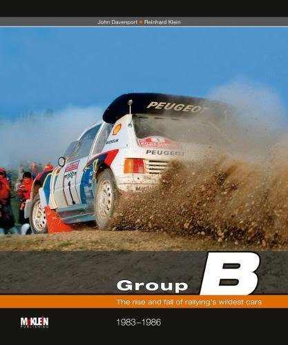 Group B: The rise and fall of rallying's wildest cars por John Davenport