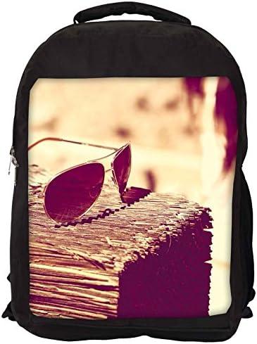 Snoogg vintage Lunettes de soleil pour ordinateur portable Sac à dos décontracté Sac à dos d'école B01A6OIOAW | Une Bonne Conservation De La Chaleur