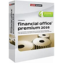 Lexware financial office premium 2016  - [inkl. 365 Tage Aktualitätsgarantie]