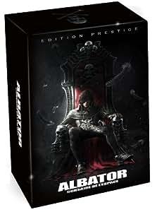 Albator – Edition Prestige Limitée et numérotée – BLURAY 3D+2D+DVD + Intégrale du Manga Albator [Blu-ray]