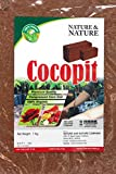 #9: Nature Agrocare Cocopeat Brick - Expands to 4.5 Kg Powder