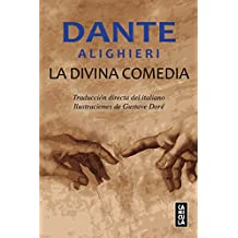 La divina comedia (ilustrada por Gustave Doré) (Spanish Edition)