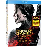 The Hunger Games - Complete Collection