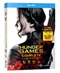 The Hunger Games: Complete Collection...
