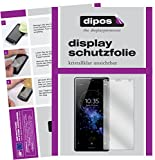 dipos I 6X Schutzfolie klar kompatibel mit Sony Xperia XZ2 Folie Bildschirmschutzfolie