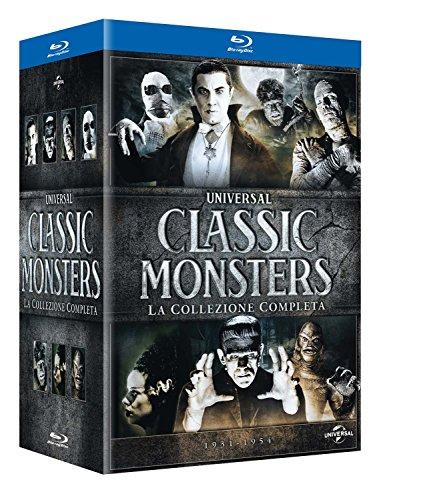 Classic Monster Boxset