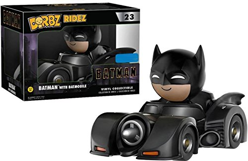 Batman POP! Ridez Vinyl Vehicle with Dorbz Figure...