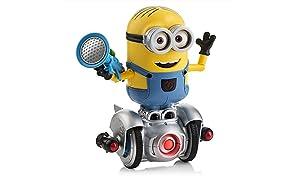 Minion MiP Turbo Dave - Fun Balancing Robot Toy by WowWee