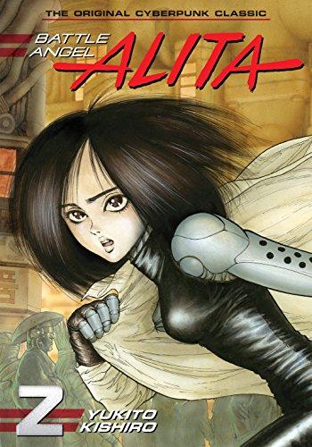 Battle Angel Alita Vol. 2 (English Edition) (Battle Angel Alita 2)