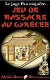 Image de Jeu de massacre au gynécée (Le juge Pao enquête)