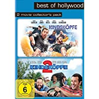 Best of Hollywood - 2 Movie Collector's Pack: Kindsköpfe / Kindsköpfe 2