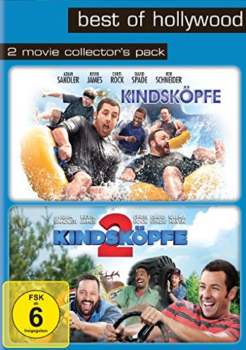 Best of Hollywood - 2 Movie Collector's Pack: Kindsköpfe/Kindsköpfe 2 [2 DVDs]