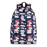 Best Waterproof Book Bag - Fancyku Unicorn Backpack for Girls, School Backpack Waterproof Review