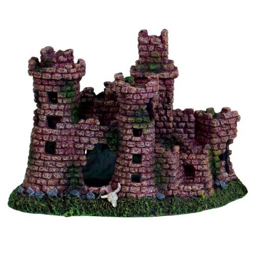 Unterwasser Treasures 53516Mittelalter Festung