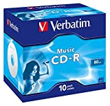 Verbatim CD-R 80 Music Minuten