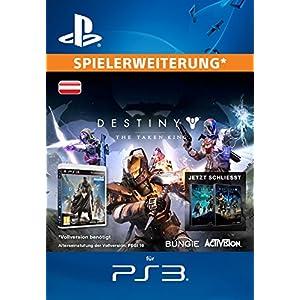 Destiny: König der Besessenen [Spielerweiterung] [PS4 PSN Code – österreichisches Konto]