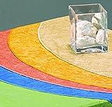 MIGLIORE 09850694 Tovaglia quadrato 80 x 80cm in terracotta