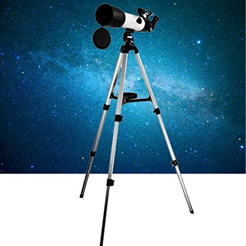 Fenghezhanouzhou Monokulare Astronomische Weltraumteleskope CF 90500 (500 / 90mm) mit Stativ