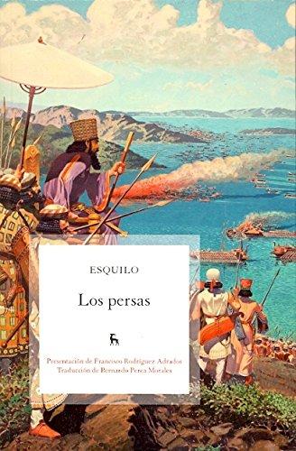 Los persas (VARIOS GREDOS)