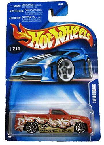 #2003-211 Switchback Malaysia Collectible Collector Car Mattel Hot Wheels by Hot Wheels