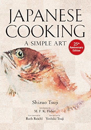 Japanese Cooking: A Simple Art par Shizuo Tsuji
