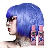 2x Crazy Color Semi-Permanente Haarfarbe 100ml (Lilac - Flieder)