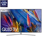 Samsung Q7F 55-Inch 2017 QLED Certified Ultra HD Premium HDR 1500 4K Smart TV - Sterling Silver