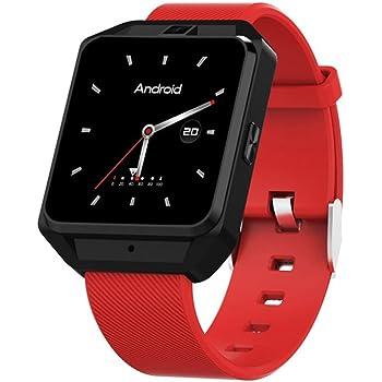 Là Vestmon Smartwatches,Microwear H5 4G Bluetooth Deportes Reloj Inteligente  frecuencia cardíaca posición GPS Soporte 67610dbe38ae