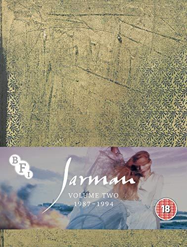 Derek Jarman Volume Two: 1987-1994 (6-disc Limited Edition Blu-ray box set)