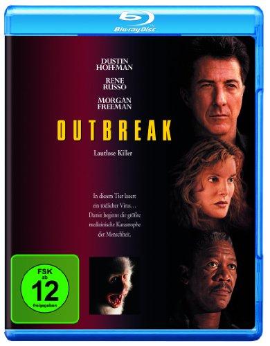 Bild von Outbreak - Lautlose Killer [Blu-ray]