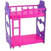 Luxuriöse 11.5'' Doll House Wohnzimmer Möbel Set-Betten