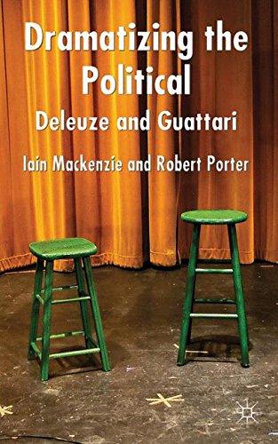 Dramatizing the Political: Deleuze and Guattari por Robert Porter