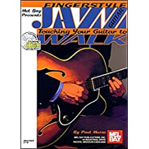 Paul Musso: Fingerstyle Jazz Guitar Gtr Book/Cd