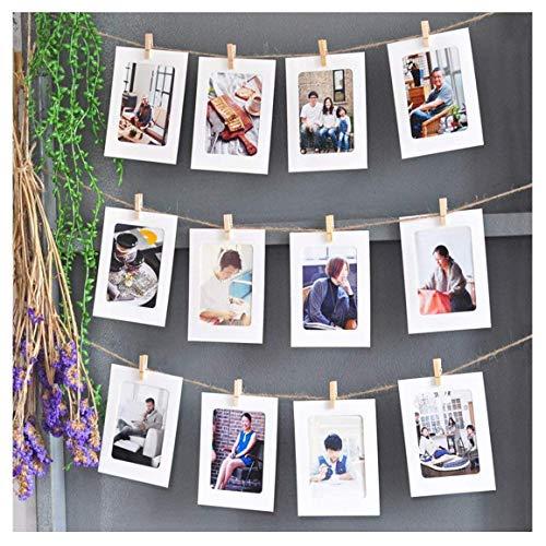 Foto Colgando Monitor - bricolaje Marcos cuadros Collage