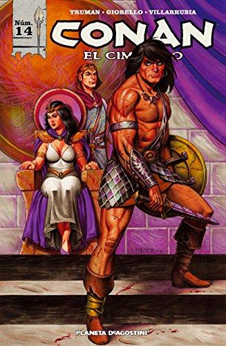 Conan el cimmerio nº 14/17 por Timothy Truman