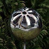 Gartenfackel Feuerkugel – Blume XL + 1Liter Brennpaste Vergleich