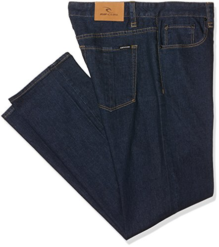 Rip Curl A Frame Jeans Homme Rinse Wash Rinse Wash Bleu