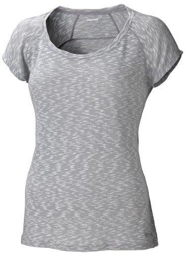 Marmot Damen T-Shirt Macy Cap Sleeve dark pewter
