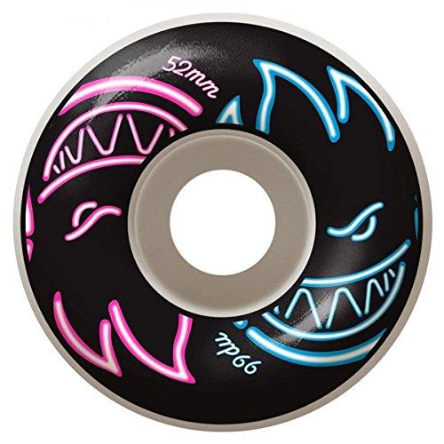 spitfire-git-lit-neon-99du-pro-skateboard-wheels-52mm
